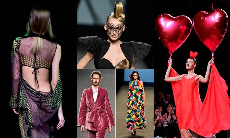 ¡Nuestros flechazos! Lo mejor de la I jornada de la 'Fashion Week' Madrid