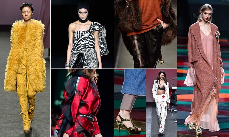 ¡Nuestros flechazos! Lo mejor de la III jornada de la 'Fashion Week' Madrid