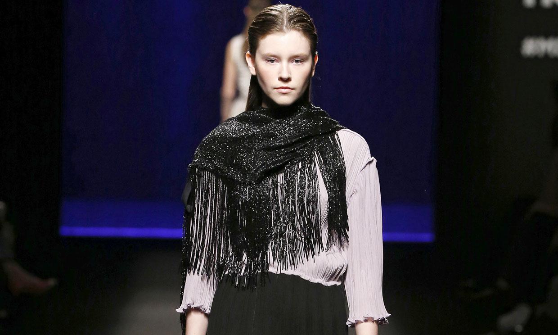 Así combinarás tus medias negras el próximo otoño, por Inuñez