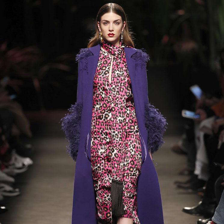 Botas y vestido, la combinación ganadora de Jorge Vázquez