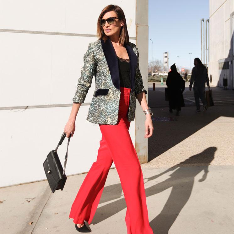 Fichamos los complementos más poderosos de las asistentes a Fashion Week Madrid
