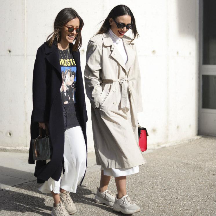 Diez looks imbatibles con el gran básico: el abrigo largo