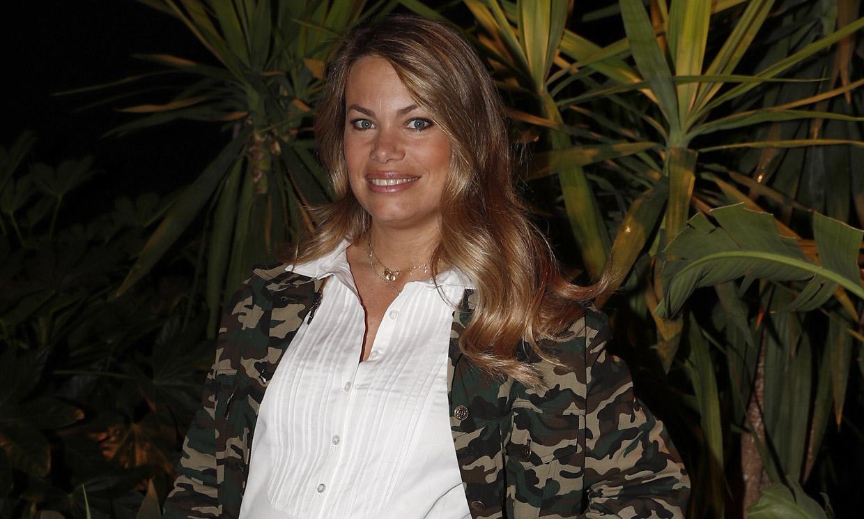 Carla Goyanes revela el nombre que le pondrá a su tercer hijo