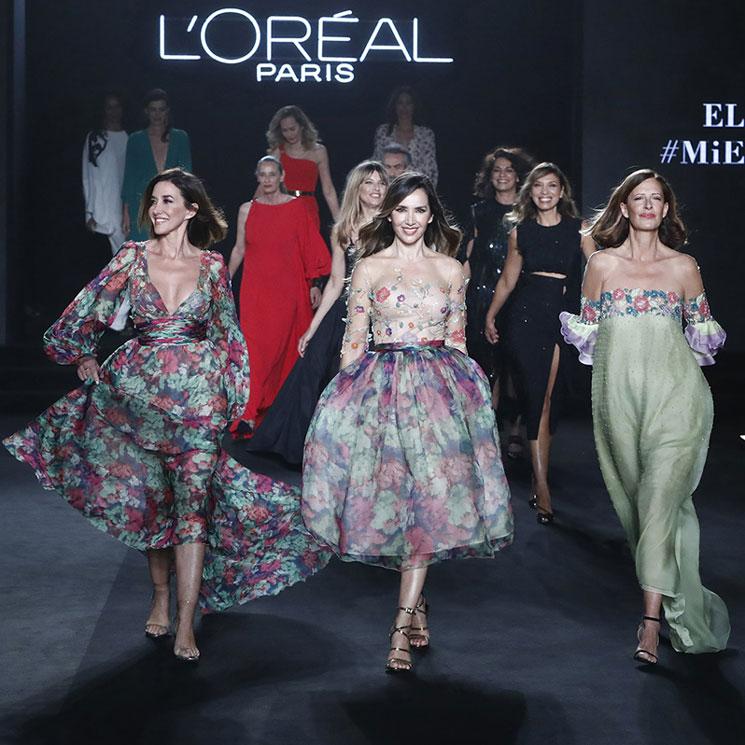 'Mi edad perfecta', la importancia del desfile de L'Oréal Paris como apoyo a la diversidad