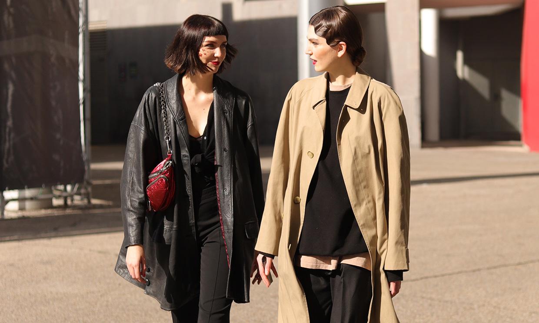 Ni 'stilettos' ni botines: zapatillas, las nuevas favoritas de las parisinas, reinan en Madrid