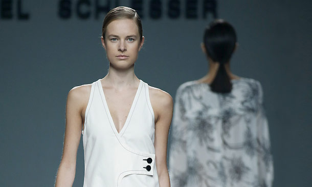Fashion Week Madrid: Ángel Schlesser