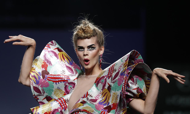 Fashion Week Madrid: Ana Locking