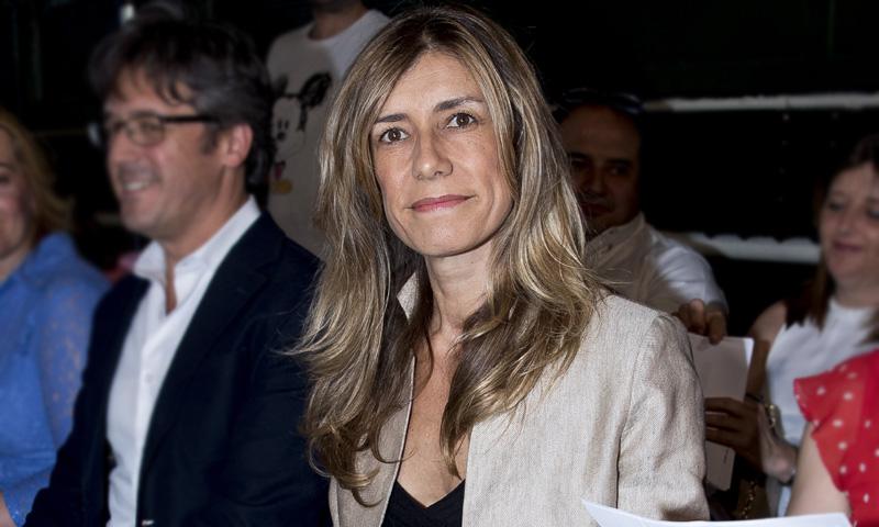 El apoyo de Begoña Gómez a Juana Martín con la moda más comprometida
