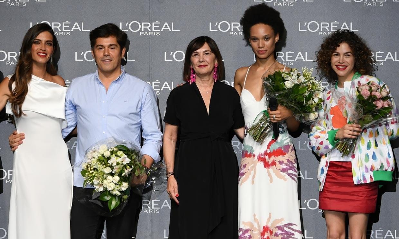 Jorge Vázquez y Afrodita Dorado, premiados como 'los mejores' de Fashion Week Madrid