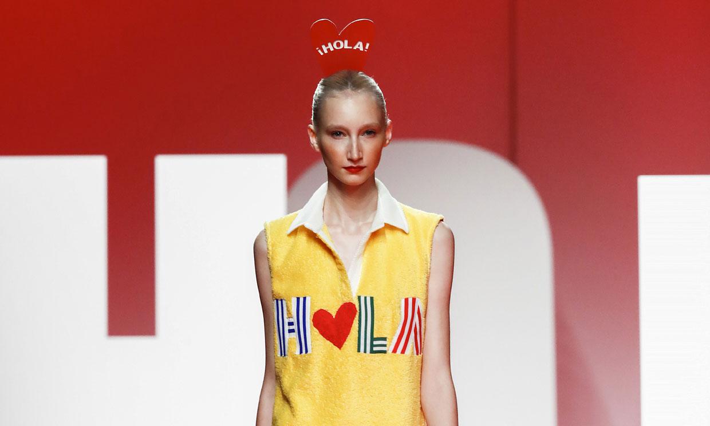 Las 7 modelos españolas que deberías seguir tras el desfile de Agatha Ruiz de la Prada