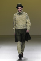 Fashion Week Madrid: Carlos Díez