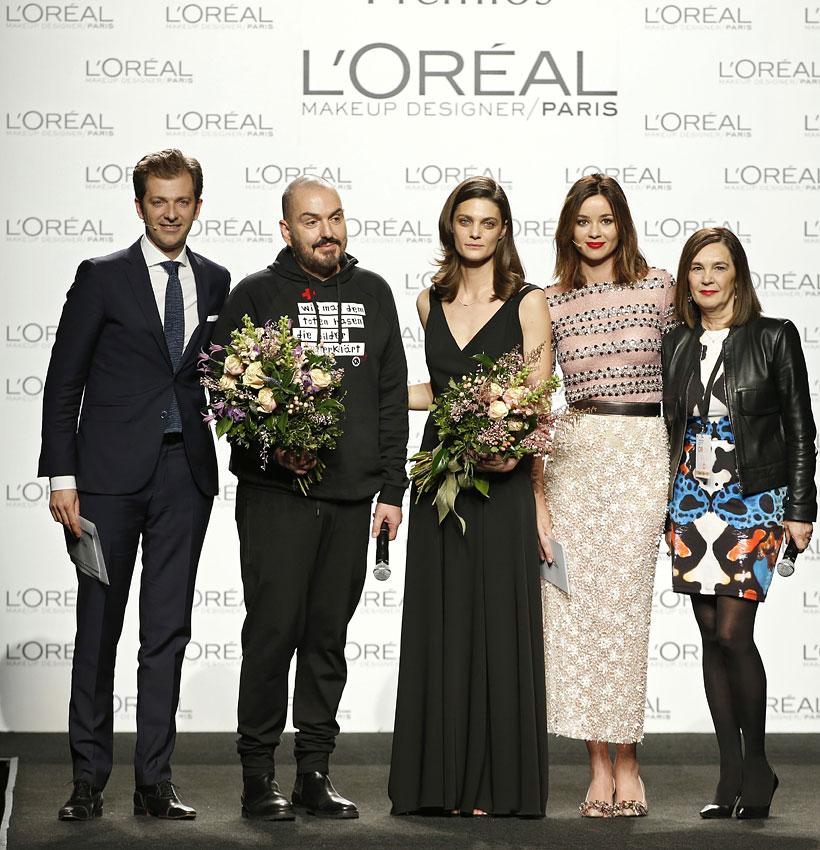 Premios L'Oréal: Juan Duyos y Marina Pérez, galardonados ...