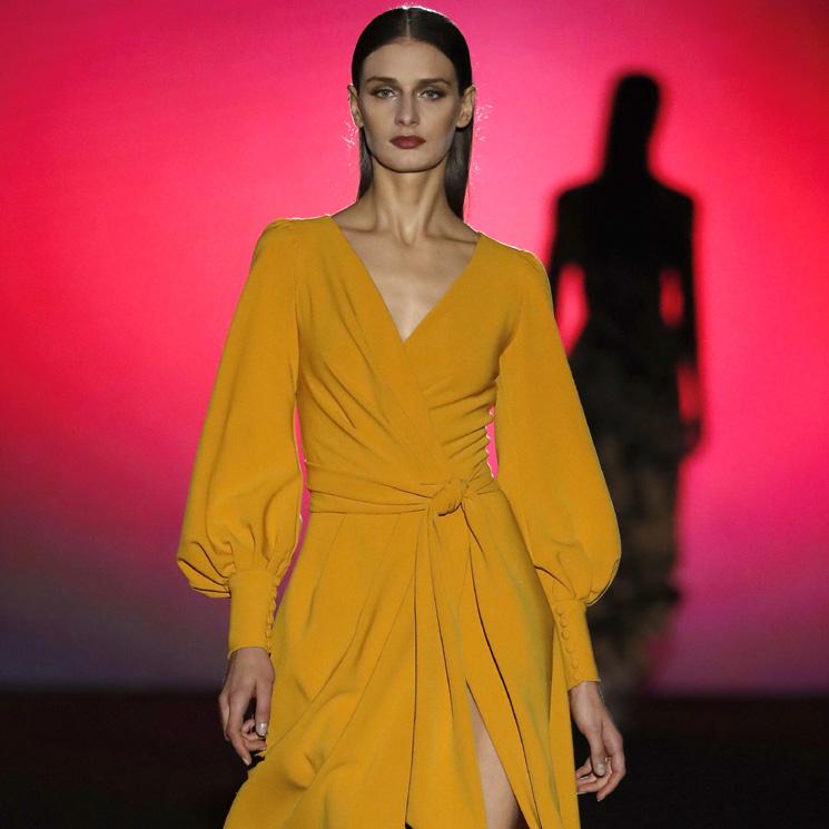 Fashion Week Madrid: Hannibal Laguna OtoñoInvierno 2020