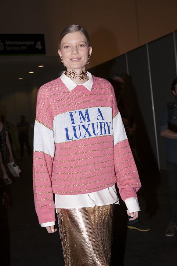 vestido con jersey Archivos Madrid is Fashion