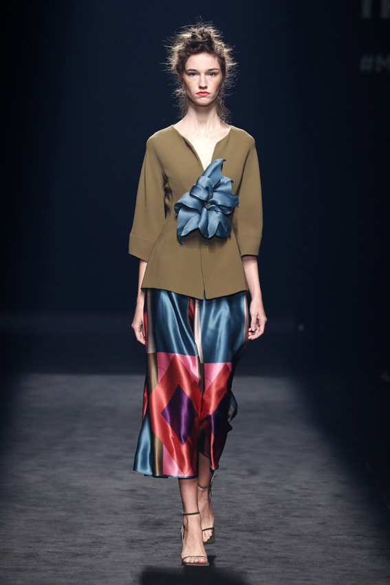 Fashion Week Madrid: Marcos Luengo Primavera/Verano 2021.