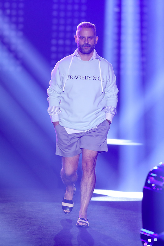 Fashion Week Madrid: Brain&Beast Primavera/Verano 2021.