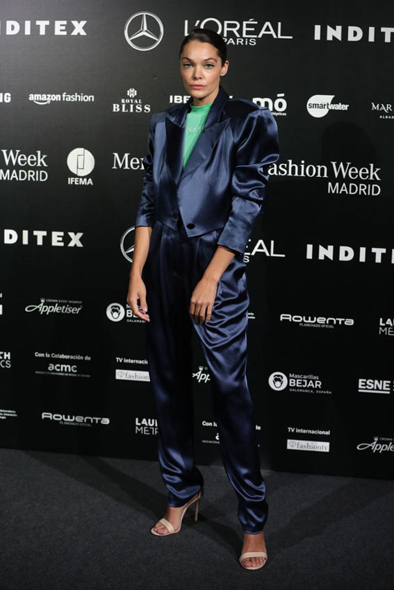 Las invitadas 'VIP' de FASHION WEEK MADRID