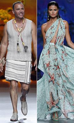 Fashion Week Madrid: Francis Montesinos