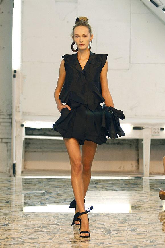 Pasarela Cibeles Madrid Fashion Week. Tendencia para la ...