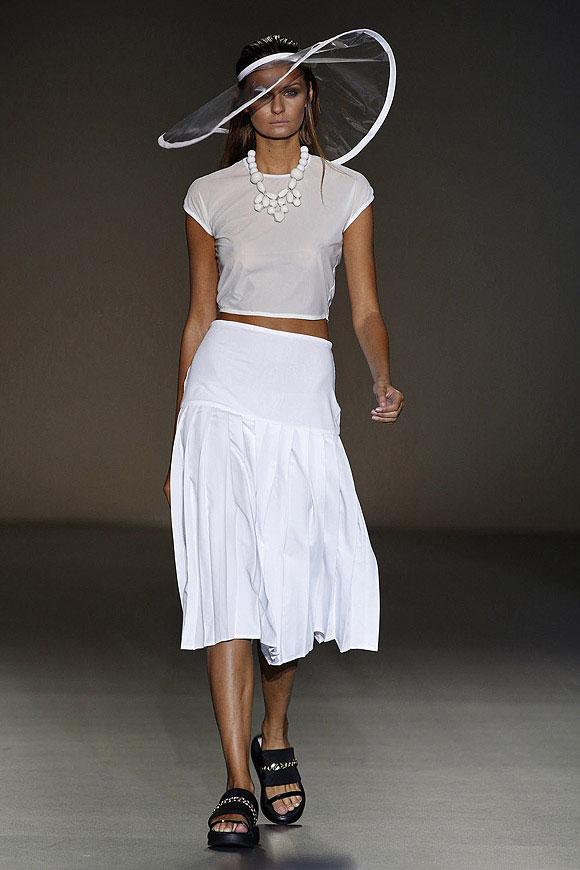 Fashion Week Madrid Primavera Verano 2014